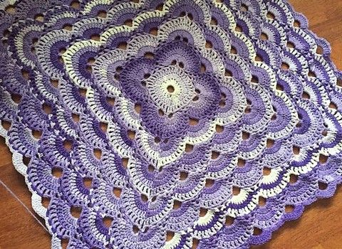 Some Simple Easy Crochet Blanket Patterns Fashionarrow Com